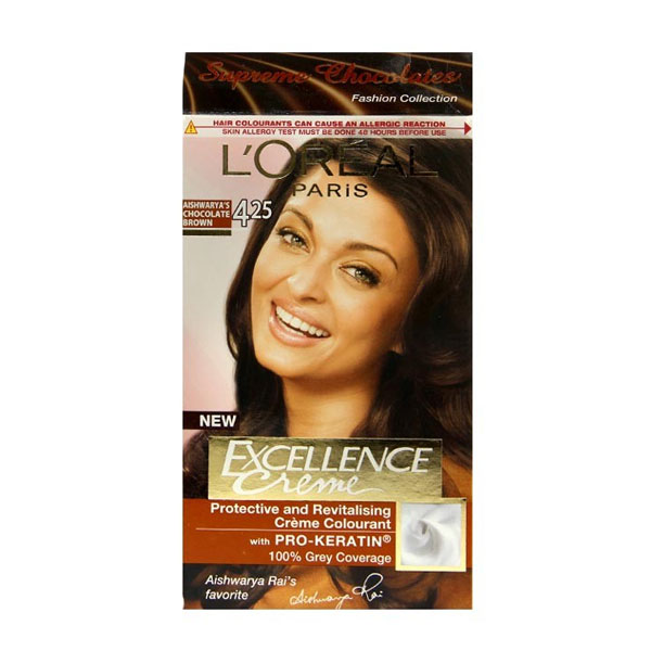 Loreal Paris Excellence Creme Hair Color Pro Kertain Aishwaryas
